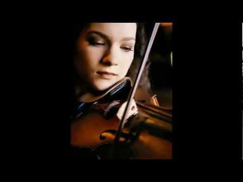 Hilary Hahn -  Carl Nielsen's -  Preludio  Tema e Variações