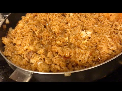 How To Make Indonesian Fried Rice