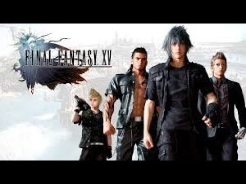 Press A Gaming with Wyldehigh77: Final Fantasy 15 on Twitch part 2