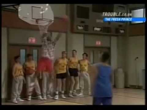7c4e37383aed The Fresh Prince Of Bel-Air - Funny Basketball - YouTube