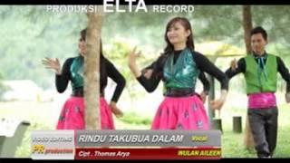 POP REMIX TERPOPULER (Wulan Aileen) - Rindu Takubua Dalam