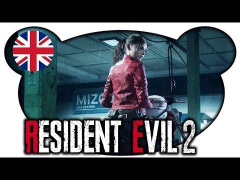 Wo ist Chris? - Resident Evil 2 Remake Claire ???????? #02 (Horror Gameplay Deutsch)