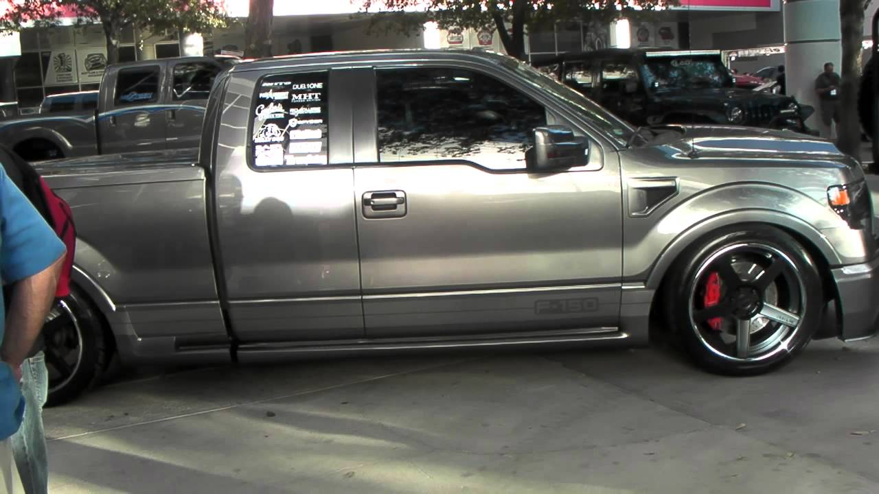 Ford F150 Rims >> DUBSandTIRES.com 22'' DUB 1 Five Gray Wheels 2004 Ford F ...