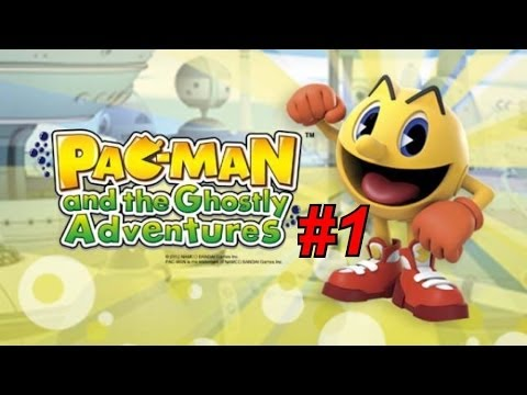 Pac-Man And The Ghostly Adventures Wii U En Español  #1 Invasion