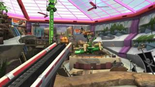 Pain Amusement Park Trailer