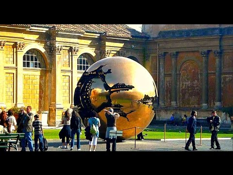 Sphere within Sphere - Vatican City [HD]