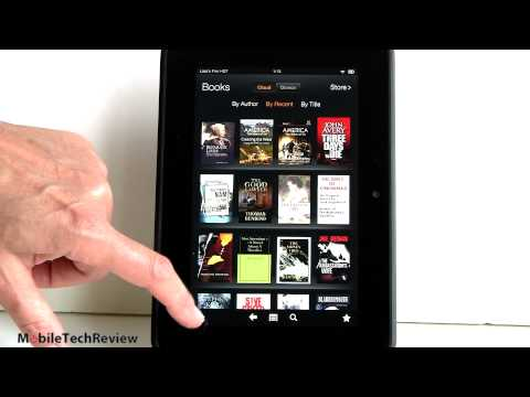 "Kindle Fire HD 7"" Review"