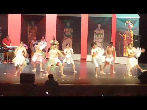 MTHS Luau 2017 (Fijian Dance)