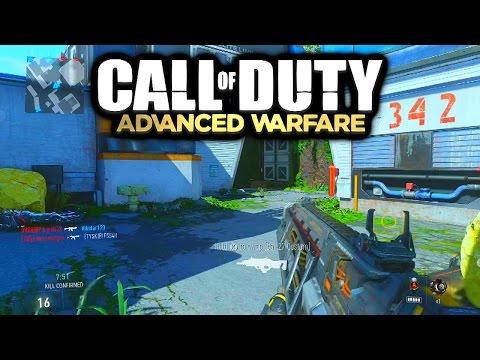 CoD Advanced Warfare Gameplay #1 With Vikkstar (CoD AW Multiplayer Gameplay)