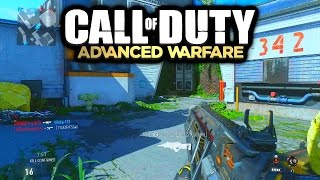 CoD Advanced Warfare Gameplay #1 with Vikkstar (CoD AW Multiplayer Gameplay)
