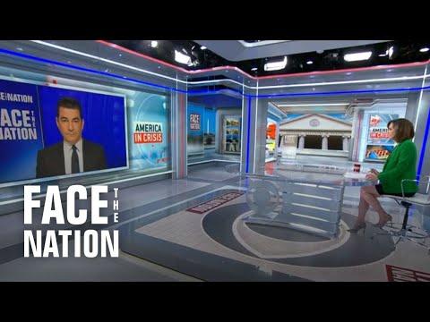 Face The Nation: Marcella Nunez-Smith, Scott Gottlieb, Micheál Martin