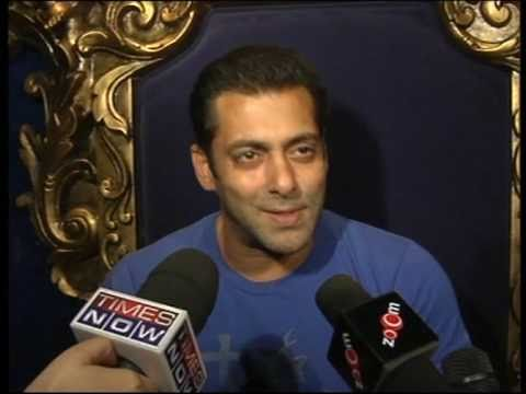 World Cup 2011 Interview With Salman Khan - Bollywood Celebrity News