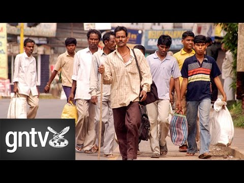 Kerala's migrant problem