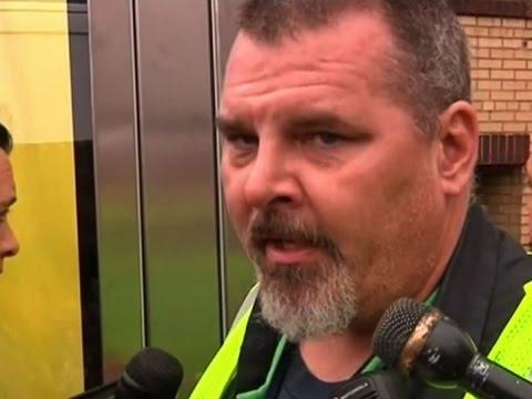 Transit Worker Eyewitness: 'It Was...Horrifying'