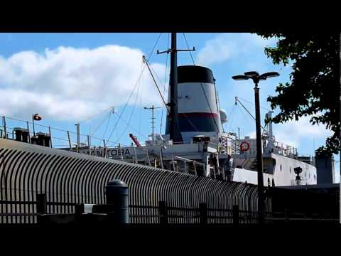 Manitoba at Soo Locks 7/23/2014