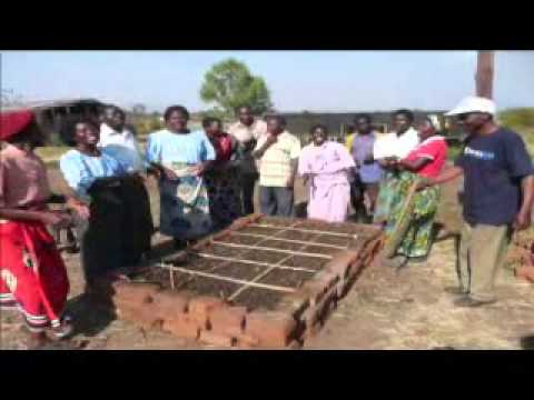 Celebrating Square Food Gardening in Malawi Africa