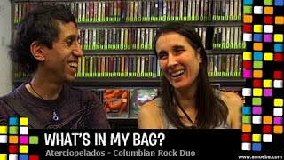 Aterciopelados - What's In My Bag?