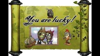 Зомби Ферма - Zombie Farm - ( Тебе везет! ) - прохождение квеста - Мыльная опера