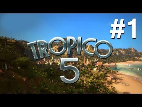 Tropico 5 Walkthrough Part 1 - New Campaign