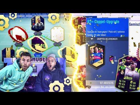 FIFA 19:FUTURE STARS PACK OPENING + SBCs + TEAMBAU !!