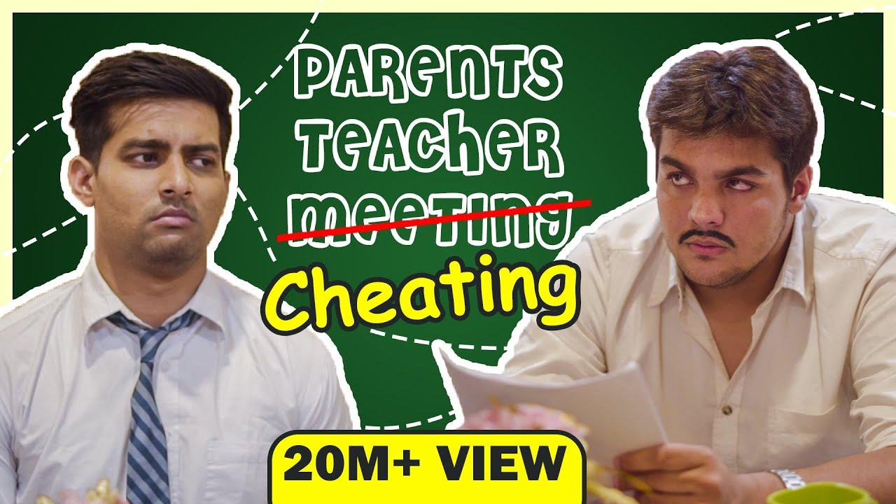 PARENTS TEACHER MEETING ft. Ashish Chanchlani | Aashqeen
