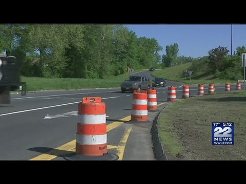 Construction in western Massachusetts this week could impact holiday travel