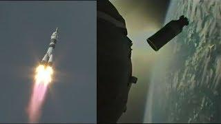 Soyuz MS-09 launch