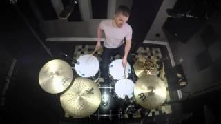 No Longer Slaves [Live] - Bethel Music - Drum Cover   Tutorial