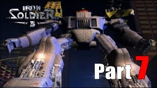 Iron Soldier 3 [PSX] part 7 Final (Mission 24, 25)