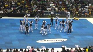 """Ateneo Cheering Competition UAAP 2011 """"SAMSUNG"""""""