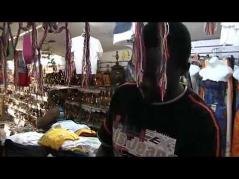 Buying Larimar in Punta Cana