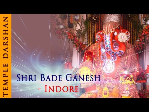 Shri Bade Ganesh - Indore | Indian Temple Tours | Divine india