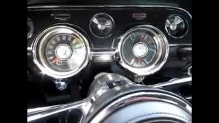 1967 Mustang Fastback  Walk around & Behind Wheel
