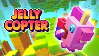 Jelly Copter - Fly through a world of Candy By The Creators of Subway Surfers (iOS Android)