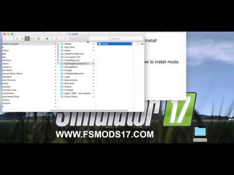 How to download and install Farming Simulator 17 mods - FS 17 mods