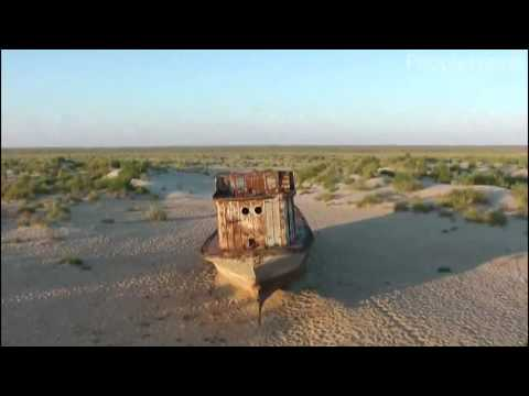 Tour to Aral Sea with Peopletravel