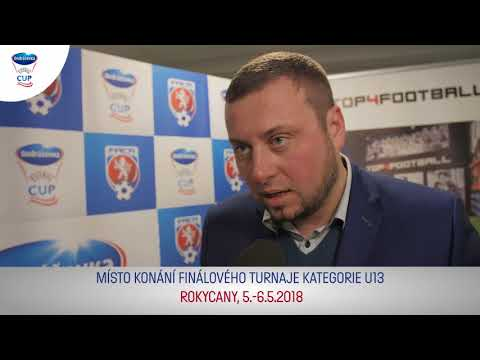 ONDRÁŠOVKA CUP U13  ROKYCANY 2017/2018