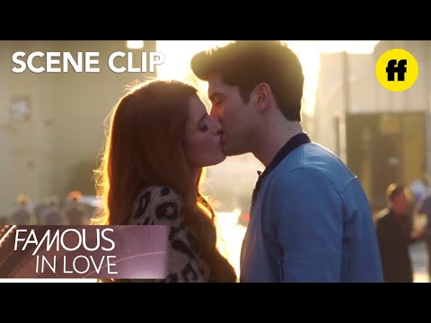 Famous In Love | Season 2 Finale: Rainer & Paige Finally Kiss | Freeform