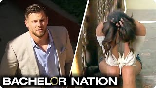 Becca's Ex Shows Up With An Engagement Ring! | The Bachelor