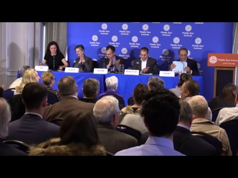 Public Opinion in a Conflicted Middle East (Livestream)
