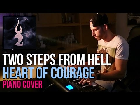 Two Steps From Hell - Heart Of Courage | Marijan Piano Cover + Sheets