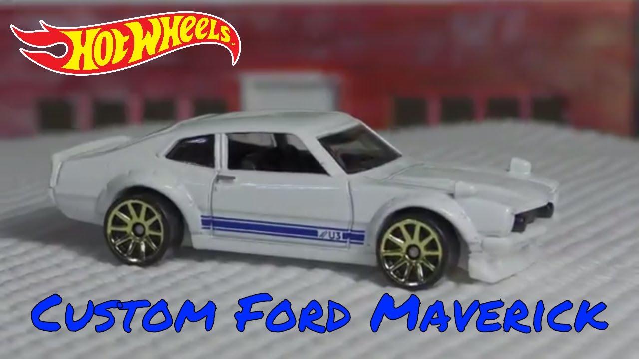 2018 Hot Wheels E Case 97 Sung Kang S Custom Ford Maverick New
