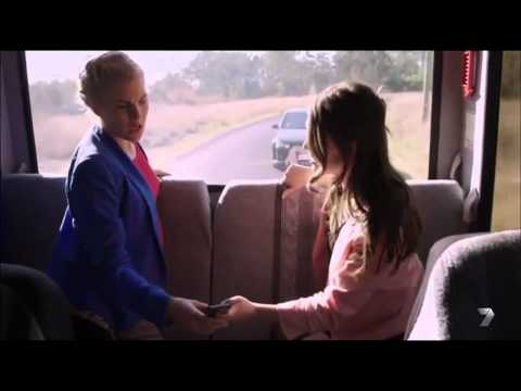 Home and Away -  Last scene 2014