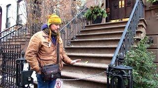 Дом Кэрри Брэдшоу. Секс в большом городе. Что нужно для работы в США. Не стоит верить всем в США