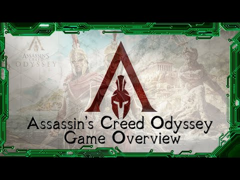 Assassin's Creed Odyssey - Game Overview Video |
