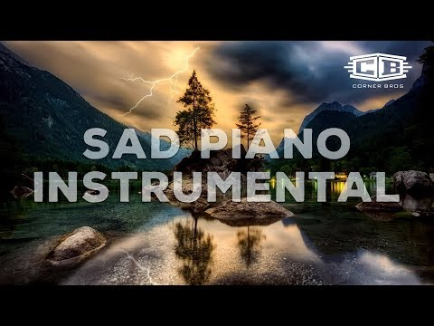 Sad Piano Hip Hop Rap Instrumental Beat #31  82 bpm