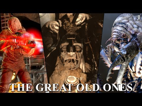 Fallout 4 Quest Mods: The Great Old Ones - Part 1