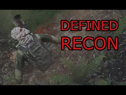 Defined Recon: Arma 3 Zeus Syndikat Campaign mission 13
