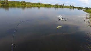 ЩУКИ КЛЮЮТ ОДНА за ДРУГОЙ Рыбалка на спиннинг в сентябре