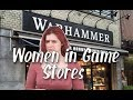 Women In Game Stores